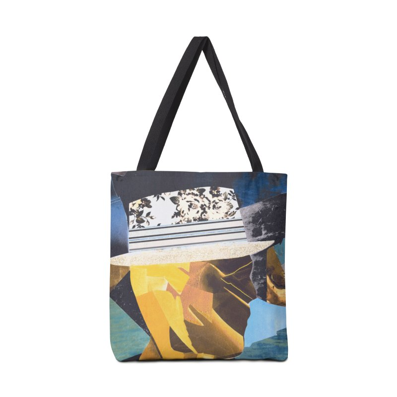 Long Beach Magazine Accessories Bag by urhere's Artist Shop