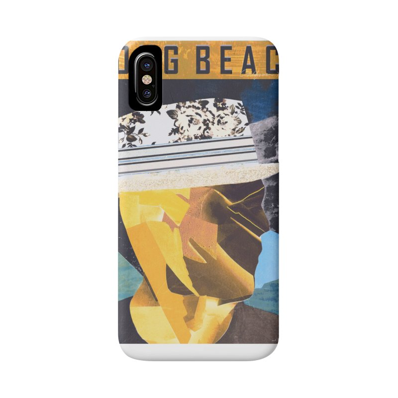 Long Beach Magazine Accessories Phone Case by urhere's Artist Shop