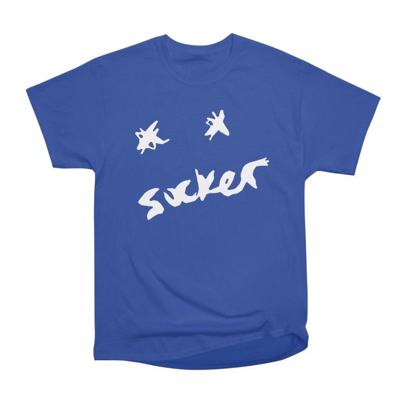 Sucker =P Women's Classic Unisex T-Shirt by urhere's Artist Shop