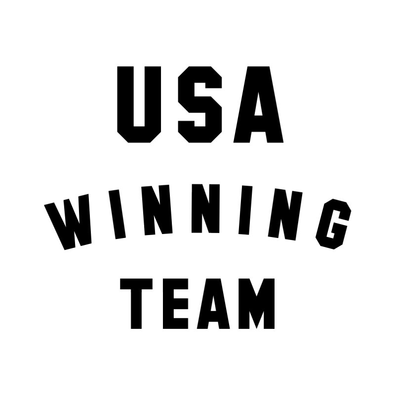 USA WINNING TEAM Kids Toddler Longsleeve T-Shirt by USA WINNING TEAM™