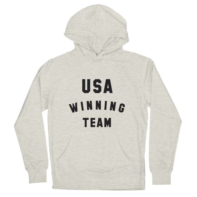 USA WINNING TEAM Men's Pullover Hoody by USA WINNING TEAM™