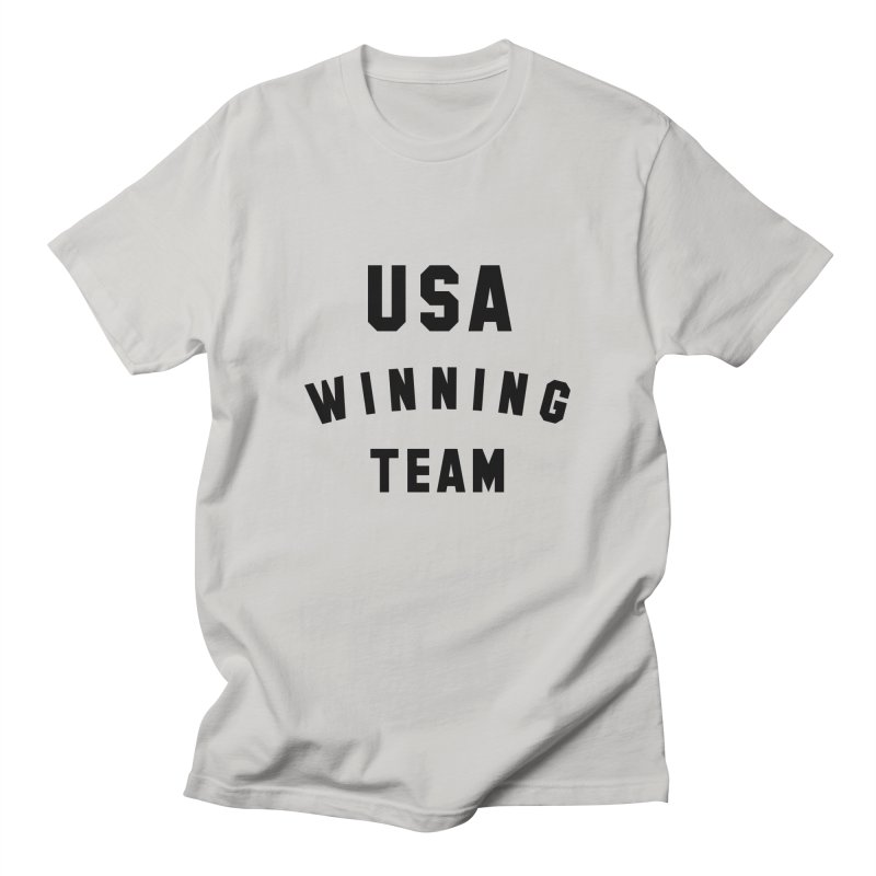 USA WINNING TEAM Men's T-shirt by USA WINNING TEAM™