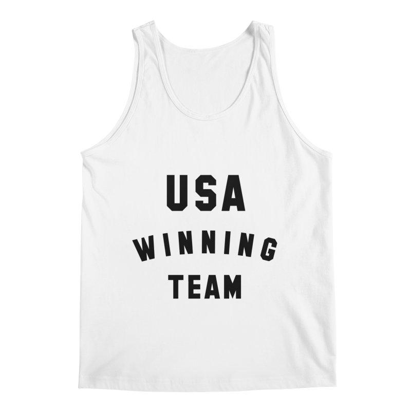 USA WINNING TEAM Men's Tank by USA WINNING TEAM™