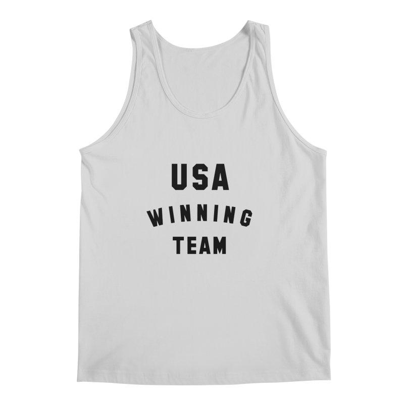 USA WINNING TEAM Men's Regular Tank by USA WINNING TEAM™