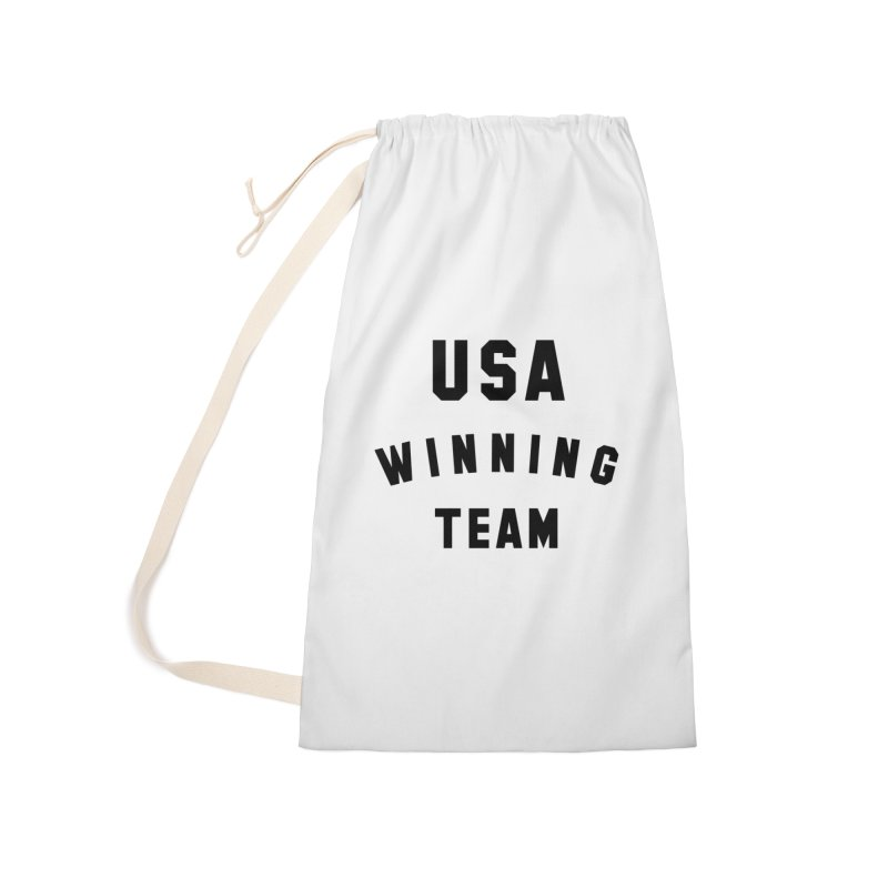 USA WINNING TEAM Accessories Laundry Bag Bag by USA WINNING TEAM™