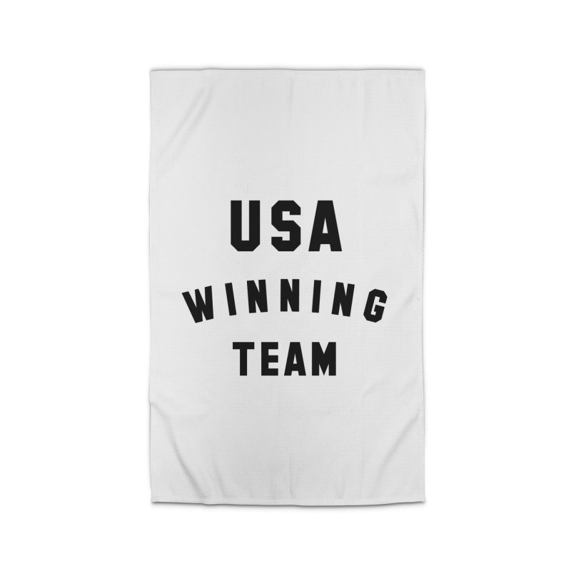 USA WINNING TEAM Home Rug by USA WINNING TEAM™
