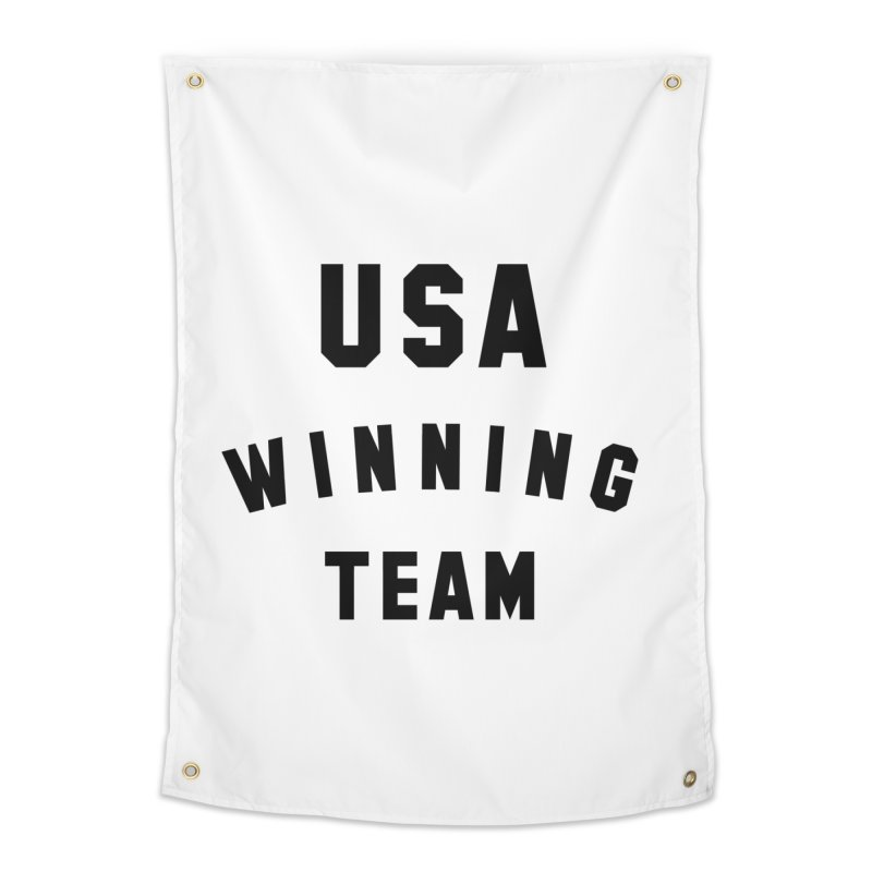 USA WINNING TEAM Home Tapestry by USA WINNING TEAM™