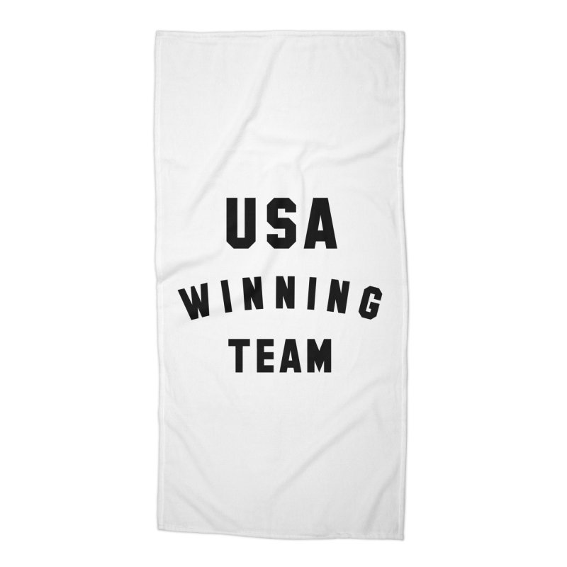 USA WINNING TEAM Accessories Beach Towel by USA WINNING TEAM™