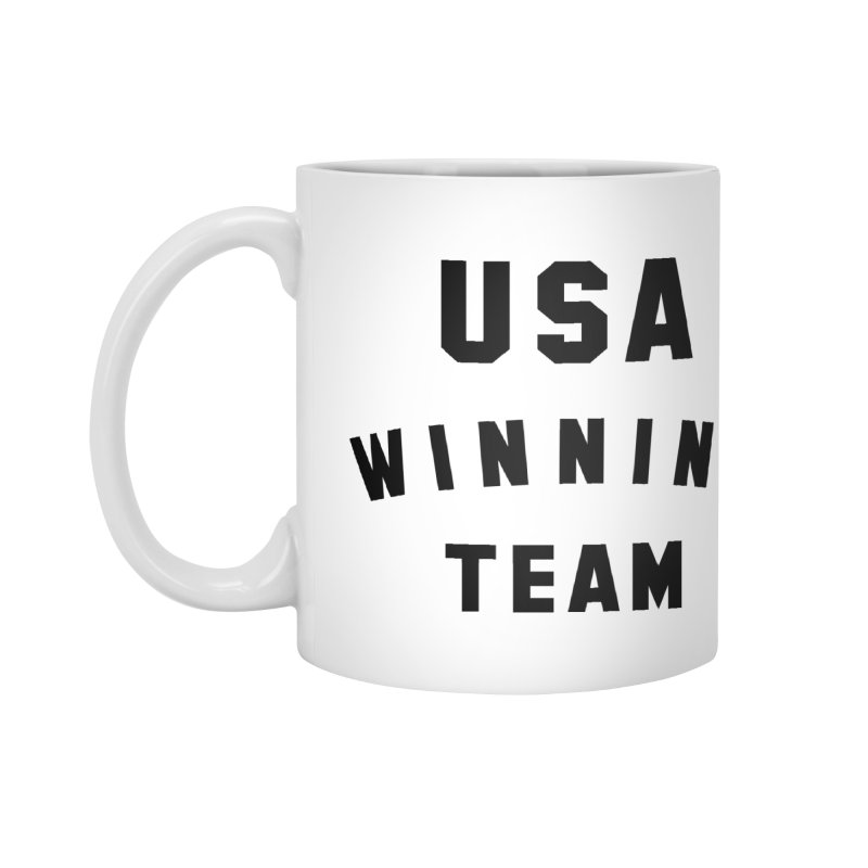 USA WINNING TEAM Accessories Mug by USA WINNING TEAM™