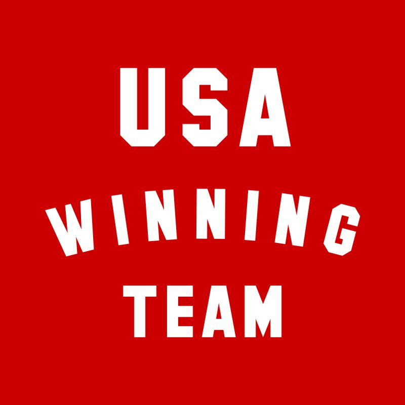 USA WINNING TEAM Kids Baby T-Shirt by USA WINNING TEAM™