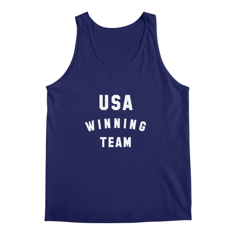 USA WINNING TEAM Men's Regular Tank by USA WINNING TEAM™