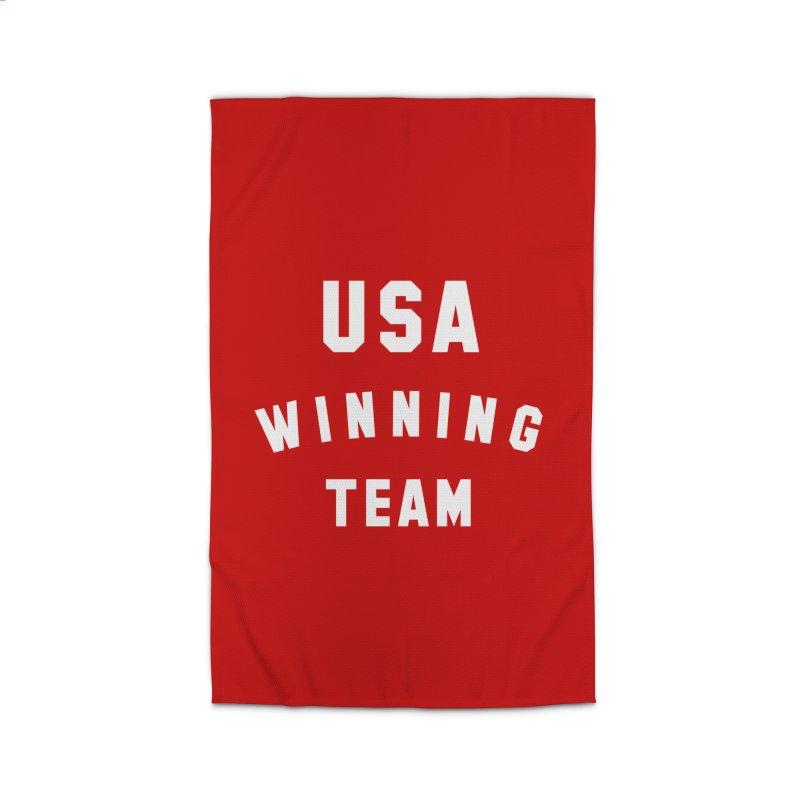 USA WINNING TEAM Home Rug by USA WINNING TEAM™