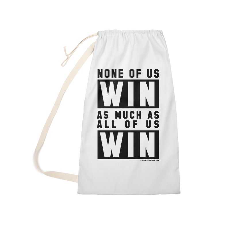 ALL OF US WIN Accessories Laundry Bag Bag by USA WINNING TEAM™