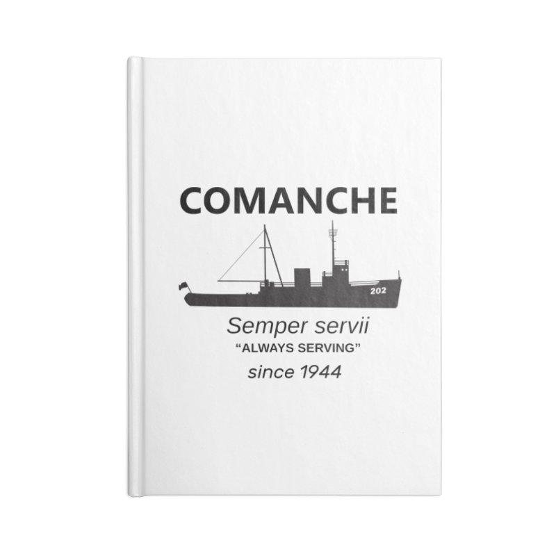 Semper servii Accessories Notebook by USCG Comanche's Shop