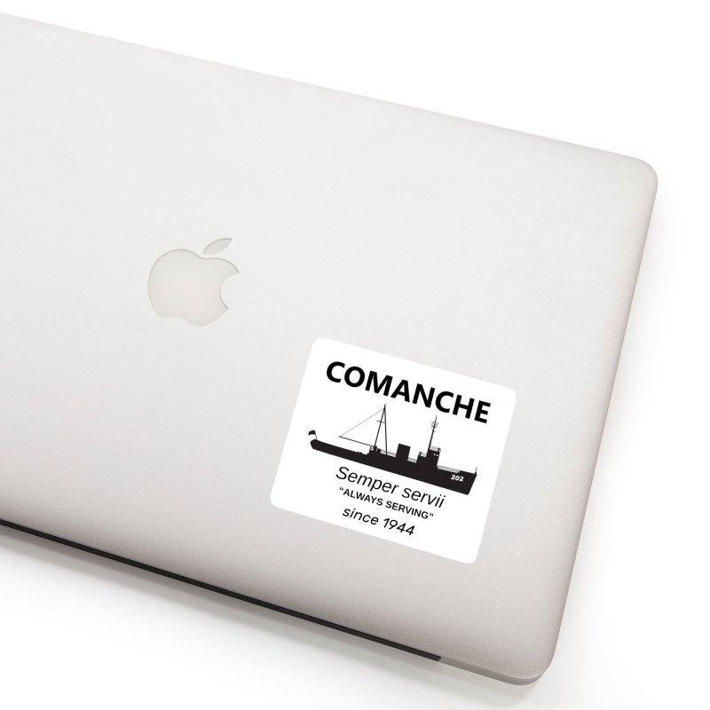 Semper servii Accessories Sticker by USCG Comanche's Shop