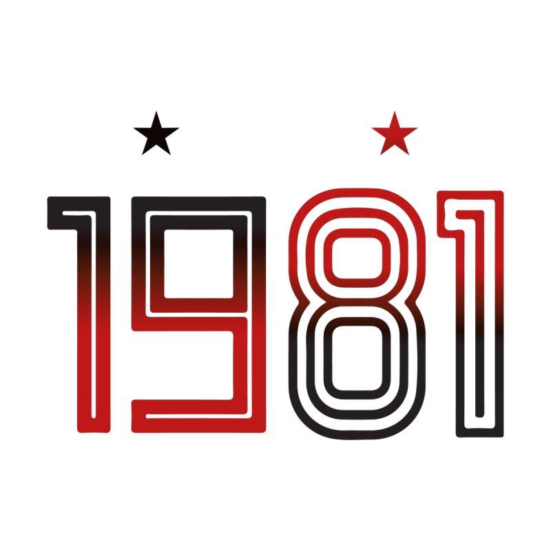 19 81 Men's T-Shirt by useartillero