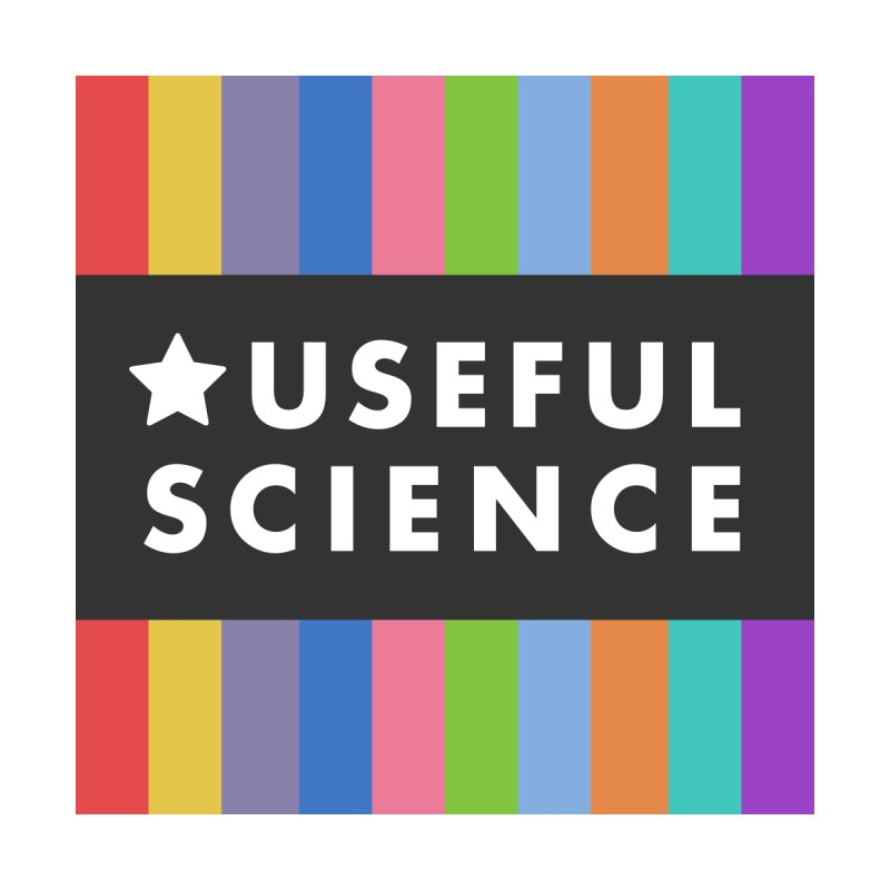 Useful Science Podcast Art for mug by Useful Science's Shop