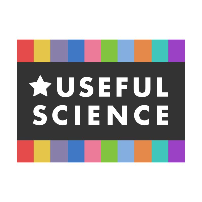 T-shirt - Useful Science Logo by Useful Science's Shop