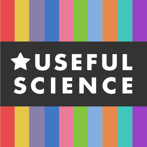 Useful Science's Shop Logo