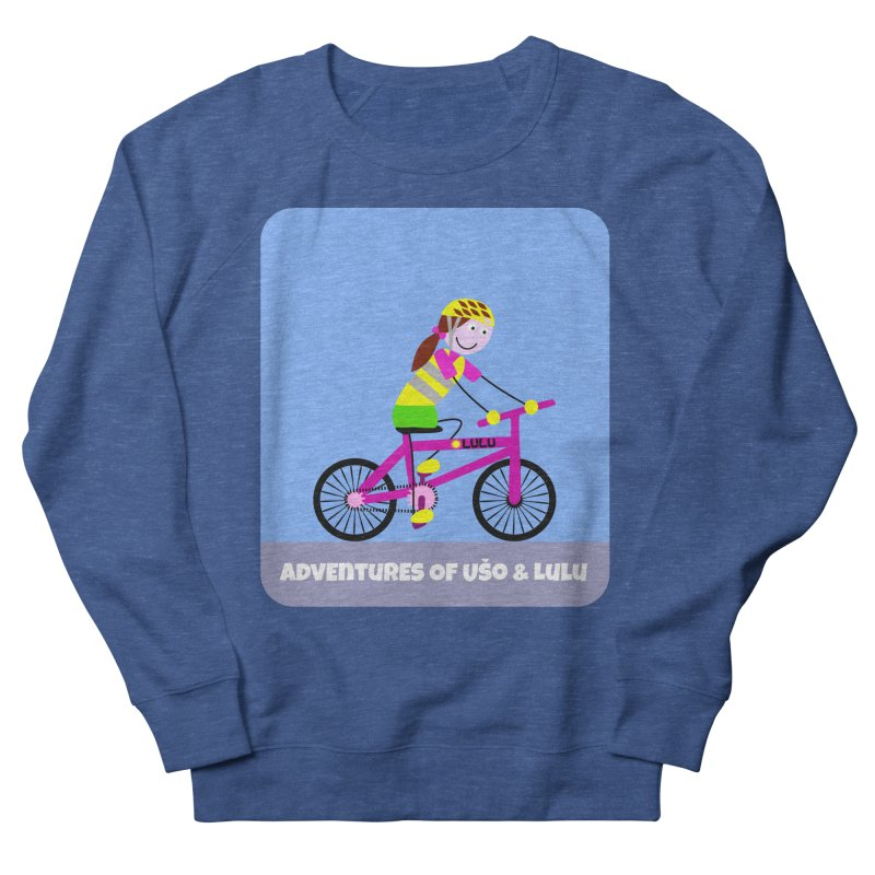 Free Parking Men's French Terry Sweatshirt by usomic's Artist Shop