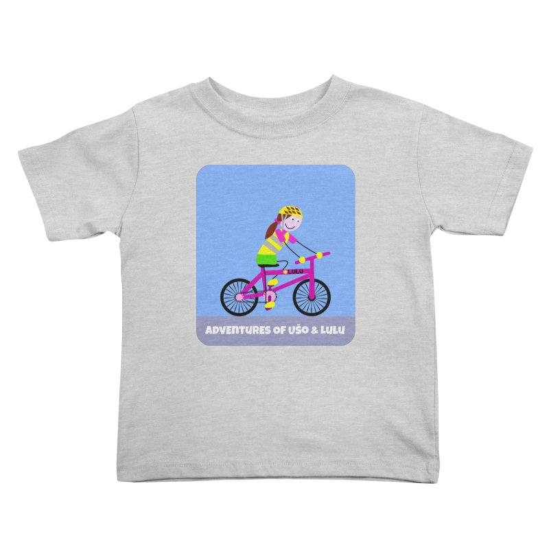 Free Parking Kids Toddler T-Shirt by usomic's Artist Shop