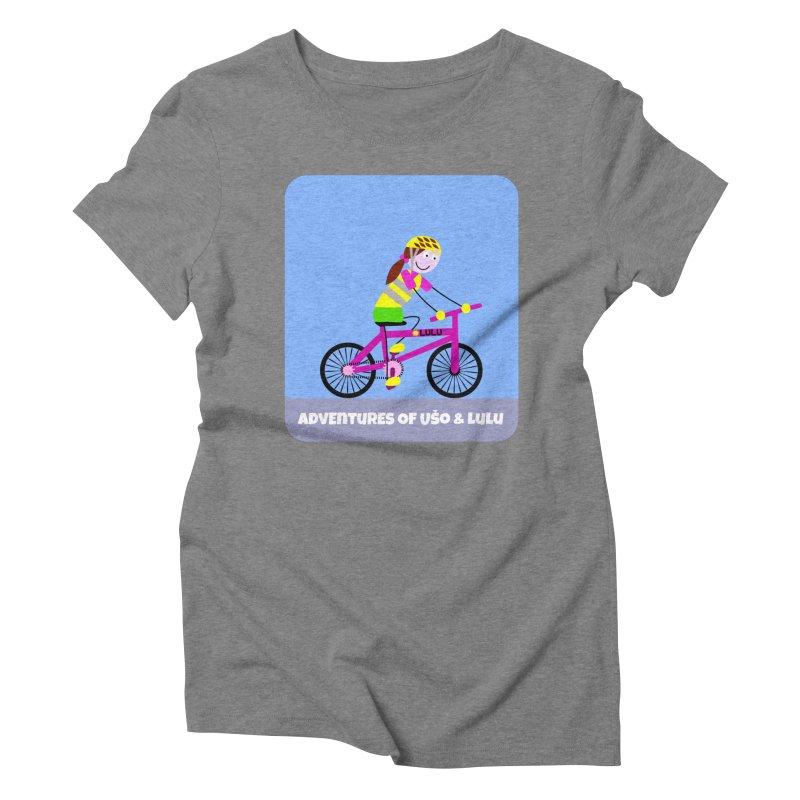 Free Parking Women's Triblend T-Shirt by usomic's Artist Shop