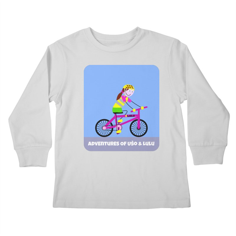 Free Parking Kids Longsleeve T-Shirt by usomic's Artist Shop