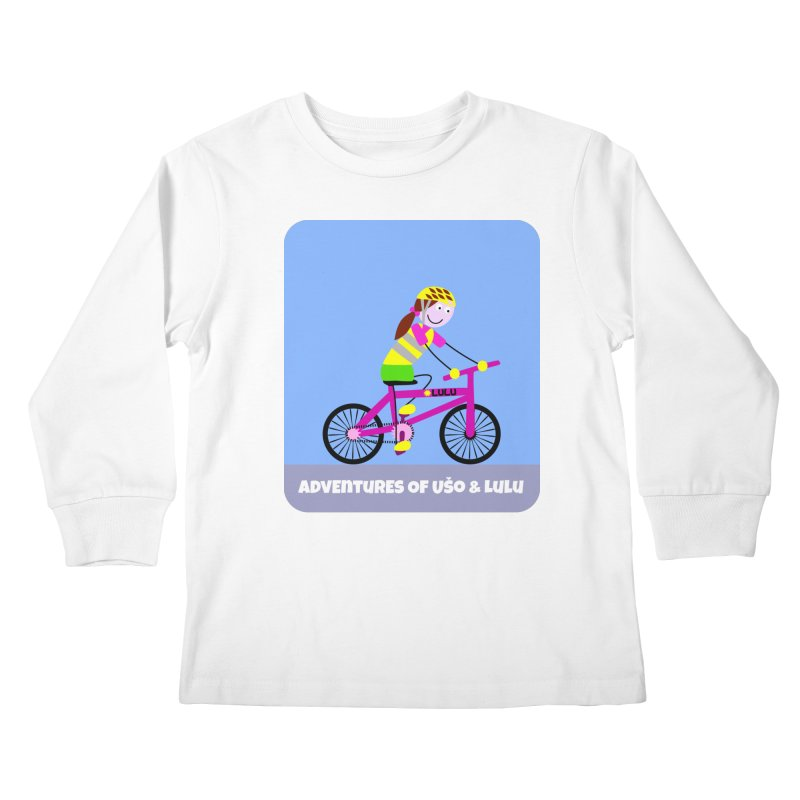 Free Parking Kids Longsleeve T-Shirt by usomic's Artist Shop