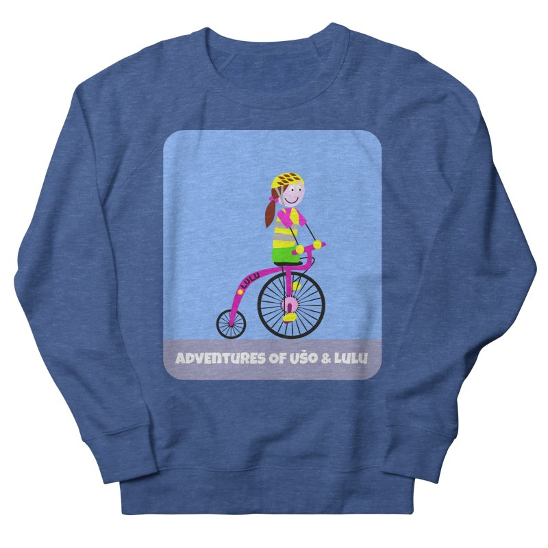 High wheel - Low carbon footprint  Women's Sweatshirt by usomic's Artist Shop