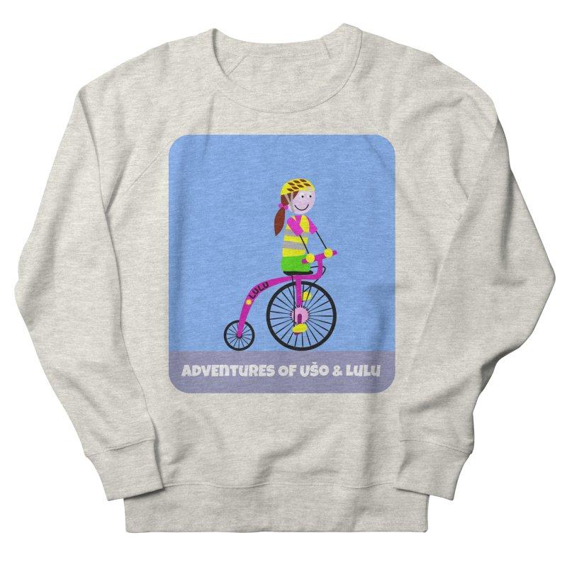 High wheel - Low carbon footprint  Women's Sweatshirt by usomic's Artist Shop