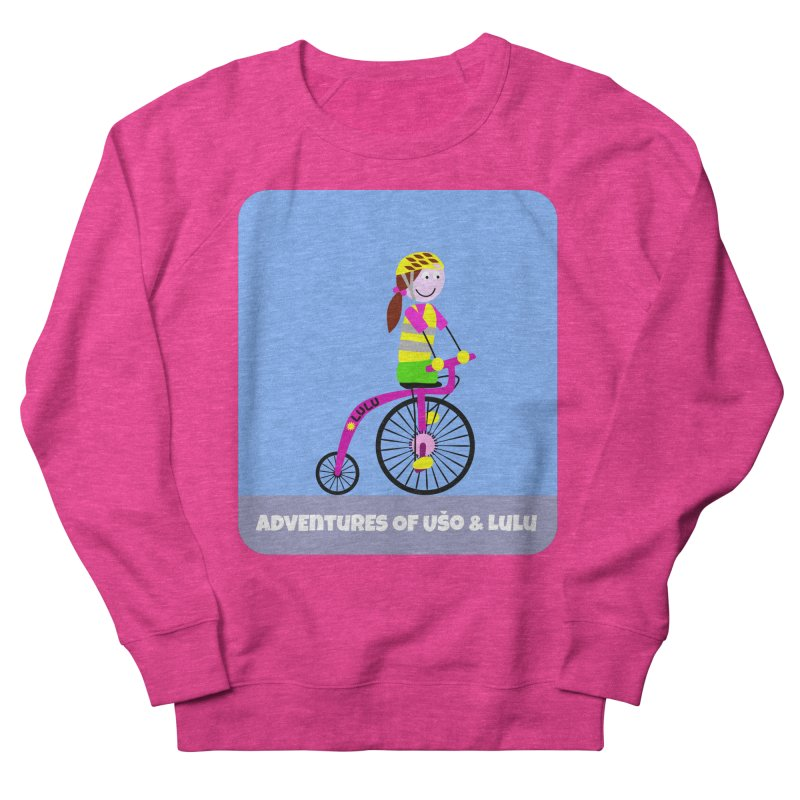 High wheel - Low carbon footprint  Men's French Terry Sweatshirt by usomic's Artist Shop