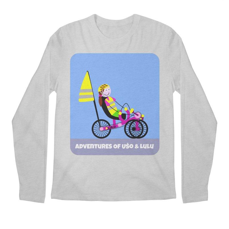Threedom to Ride Men's Longsleeve T-Shirt by usomic's Artist Shop