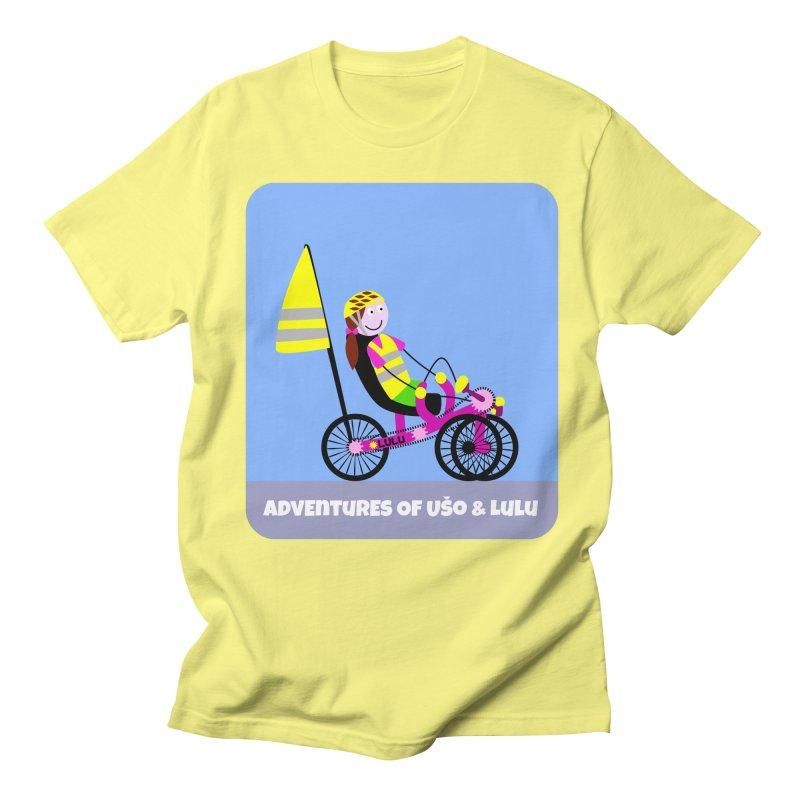 Threedom to Ride Women's Unisex T-Shirt by usomic's Artist Shop