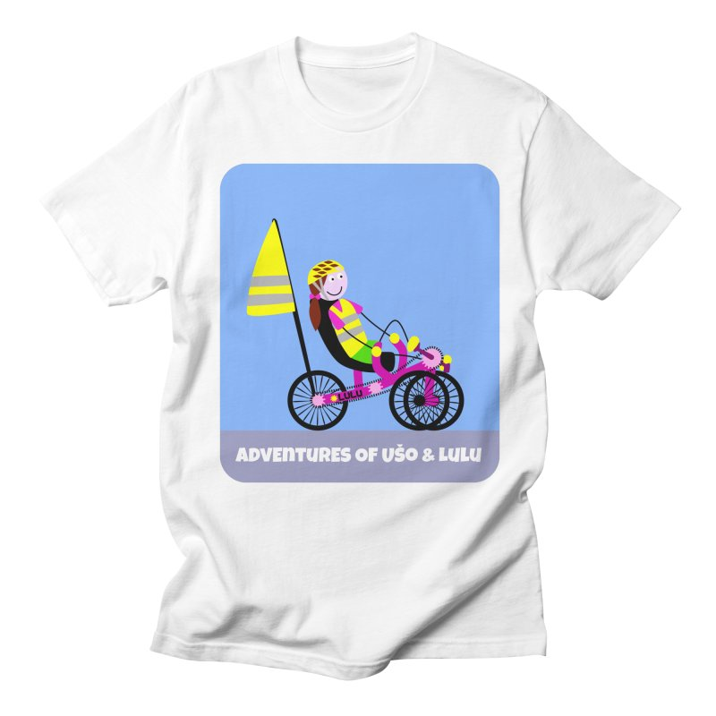 Threedom to Ride Women's Regular Unisex T-Shirt by usomic's Artist Shop
