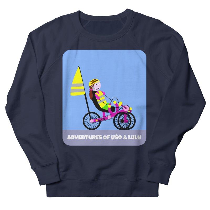 Threedom to Ride Women's Sweatshirt by usomic's Artist Shop