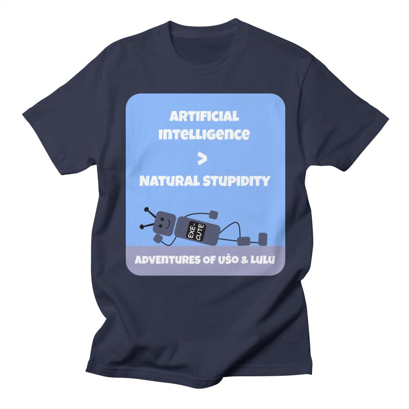 Rise of AI Women's Regular Unisex T-Shirt by usomic's Artist Shop