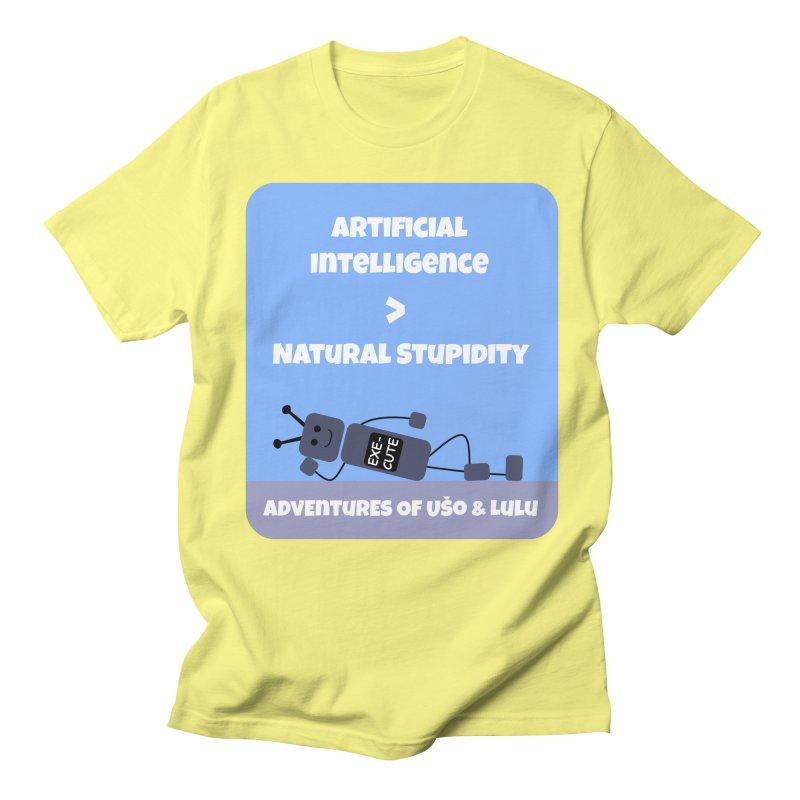 Rise of AI Women's Unisex T-Shirt by usomic's Artist Shop