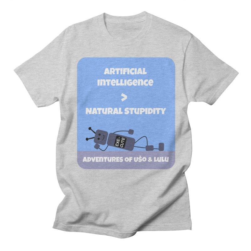 Rise of AI Women's Regular Unisex T-Shirt by usomic's Artist Shop