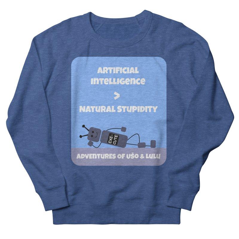 Rise of AI Women's Sweatshirt by usomic's Artist Shop