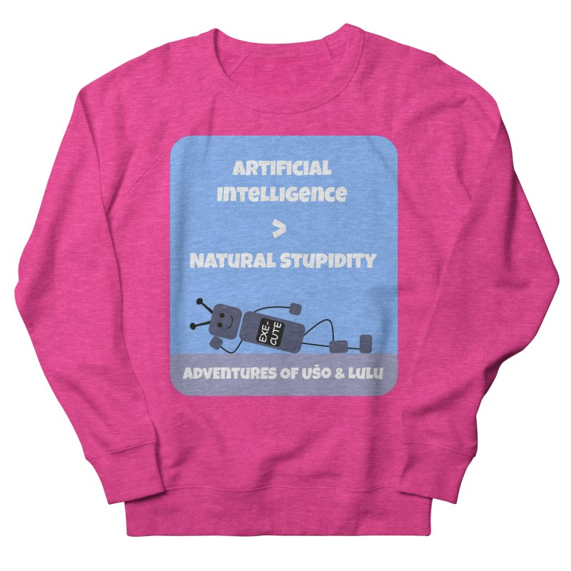 Rise of AI Women's Sweatshirt by usomic's Artist Shop
