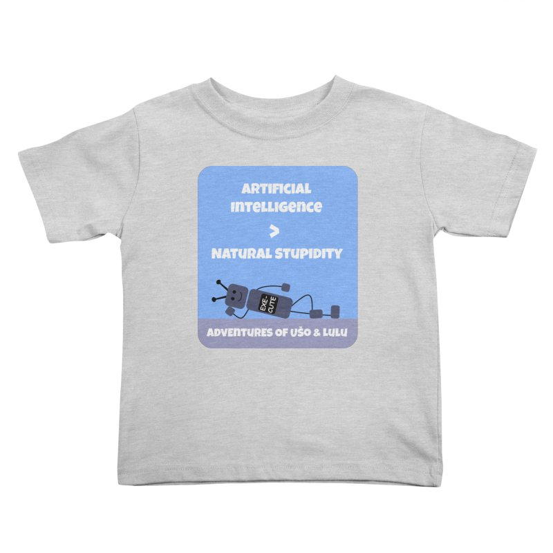 Rise of AI Kids Toddler T-Shirt by usomic's Artist Shop