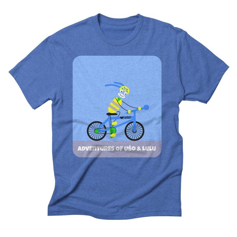 Environmentally Friendly Men's T-Shirt by usomic's Artist Shop