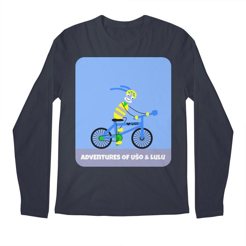 Environmentally Friendly Men's Longsleeve T-Shirt by usomic's Artist Shop