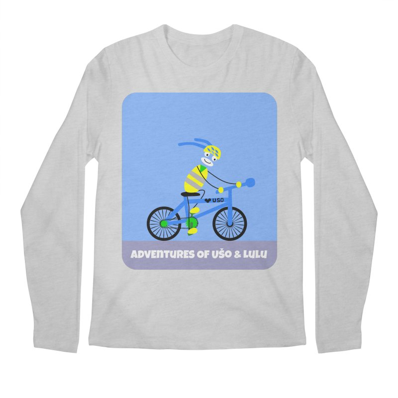 Environmentally Friendly Men's Regular Longsleeve T-Shirt by usomic's Artist Shop