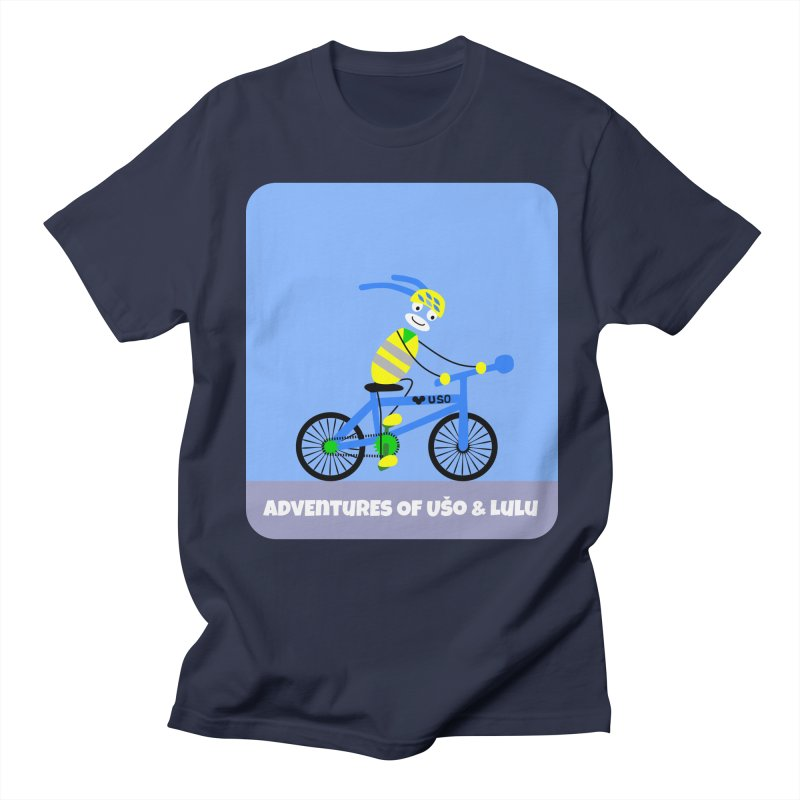 Environmentally Friendly Men's Regular T-Shirt by usomic's Artist Shop