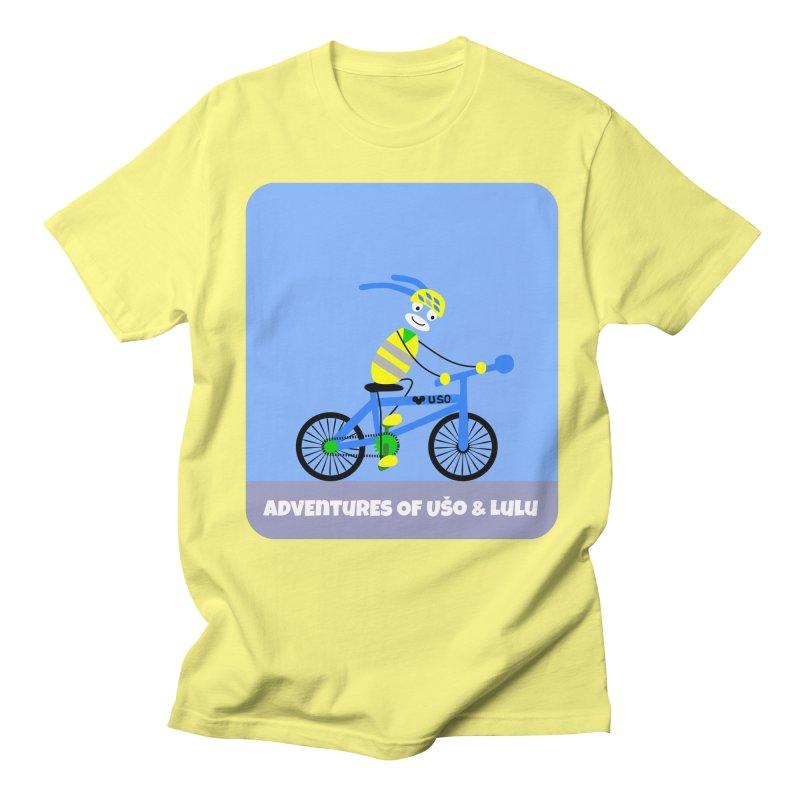 Environmentally Friendly Women's Regular Unisex T-Shirt by usomic's Artist Shop