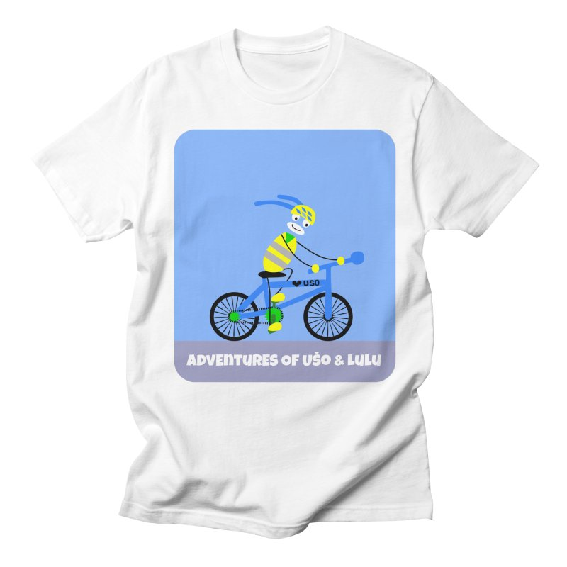 Environmentally Friendly Men's T-Shirt by usomic's Artist Shop