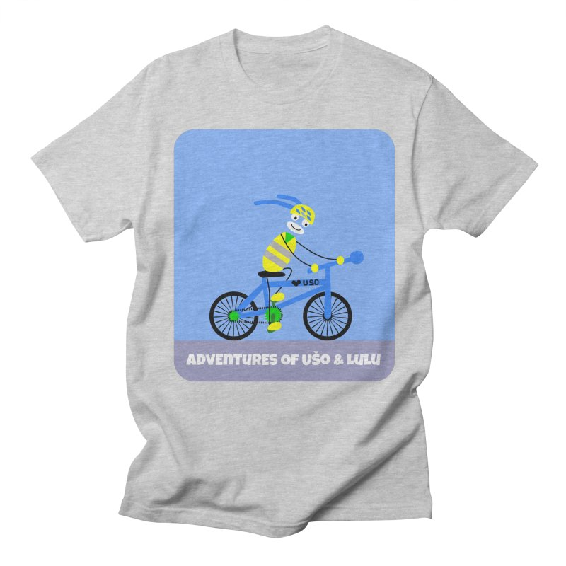 Environmentally Friendly Women's Regular Unisex T-Shirt by usomic's Artist Shop