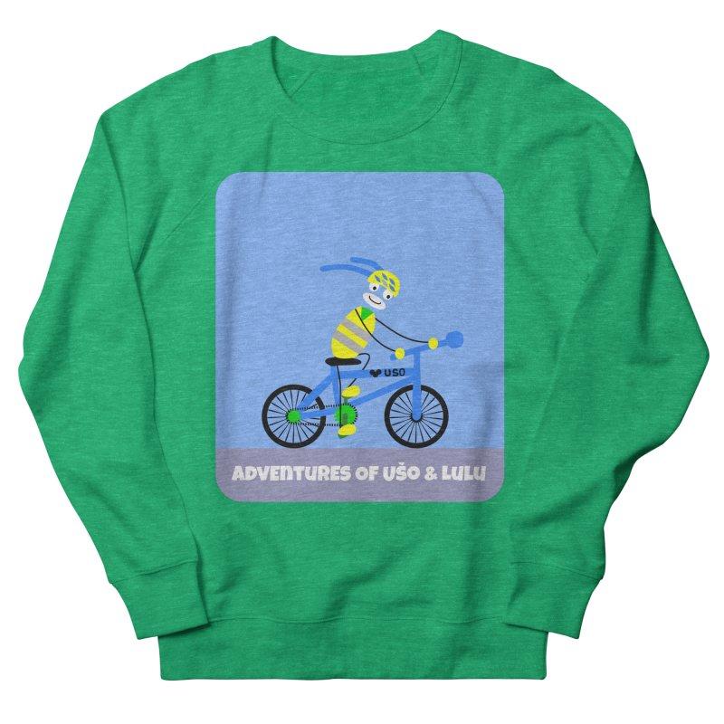 Environmentally Friendly Men's French Terry Sweatshirt by usomic's Artist Shop