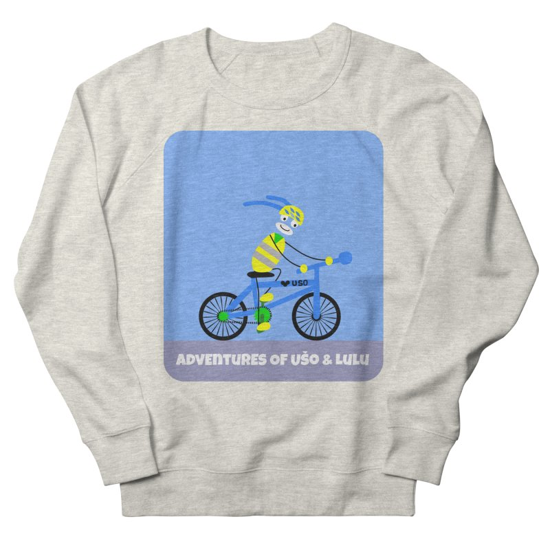 Environmentally Friendly Men's French Terry Sweatshirt by usomic's Artist Shop